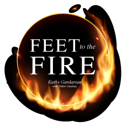 Feet to the Fire Logo